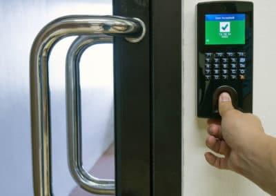 un système de contrôle d'accès