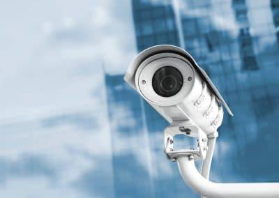 caméra surveillance extérieure