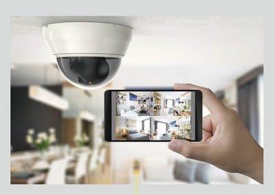 système d'alarme anti intrusion