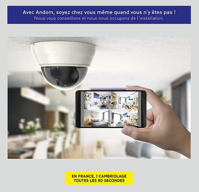 surveillance alarme gsm